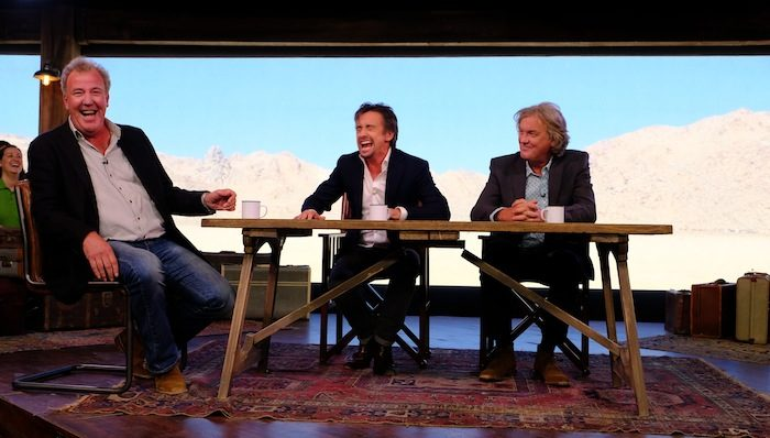 Jeremy Clarkson dismisses The Grand Tour cancellation claims