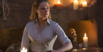 Evan Rachel Wood as Dolores