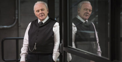 Anthony Hopkins as Dr Robert Ford