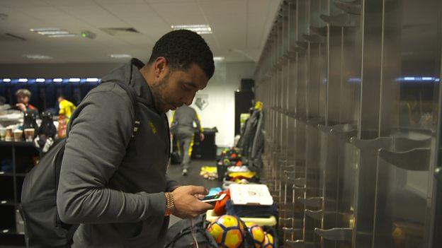 BBC Three goes Inside Watford FC with Premier League football documentary
