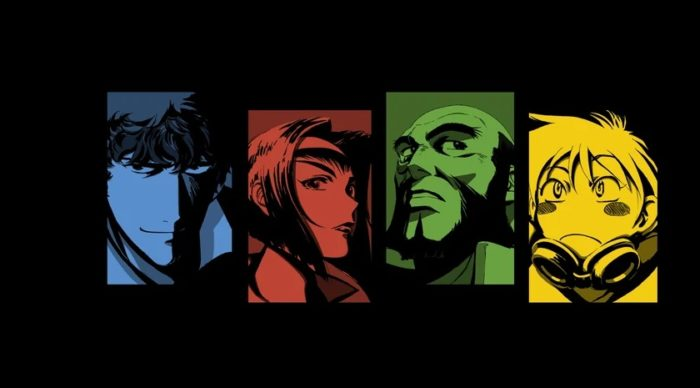 Netflix UK TV review: Cowboy Bebop