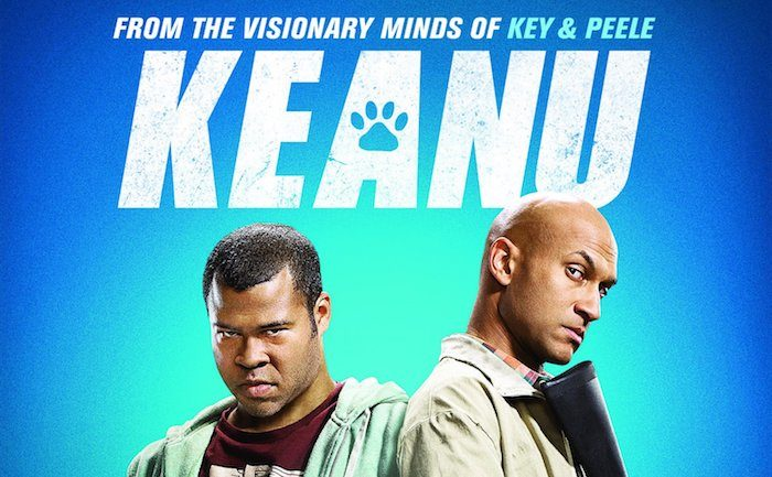Netflix UK film review: Keanu