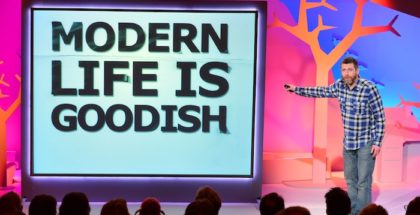 Dave Gorman's Modern Life Is Goodish Series 1