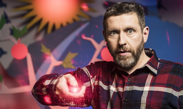 Dave Gorman Modern Life is Goodish - Series 4 - Episode 02 - Picture Shows: Dave Gorman