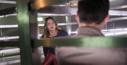 Unit Stills from The Darkest Places, Episode 07 of Supergirl