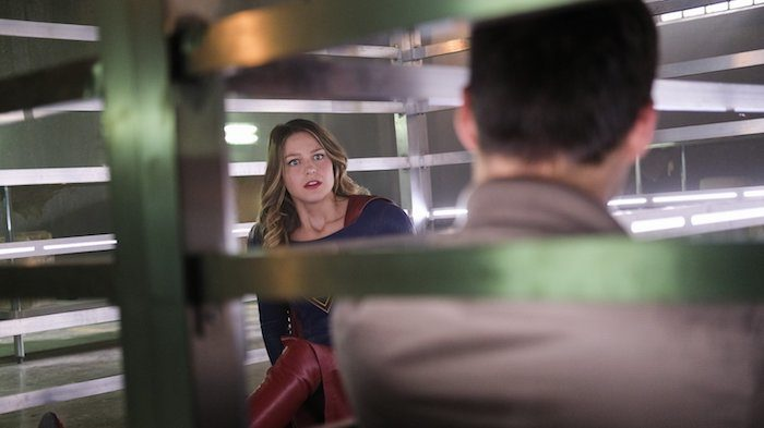 UK TV review: Supergirl Season 2, Episode 7 (The Darkest Place)
