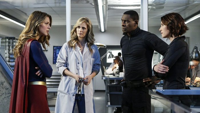 UK TV review: Supergirl Season 2, Episode 8 (Medusa)