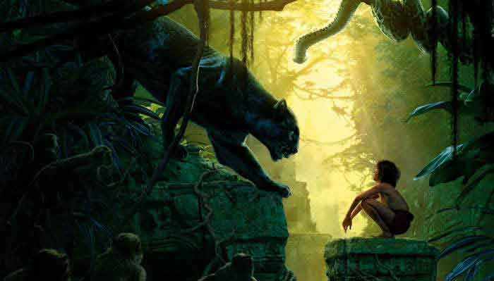 Netflix UK film review: The Jungle Book (2016)