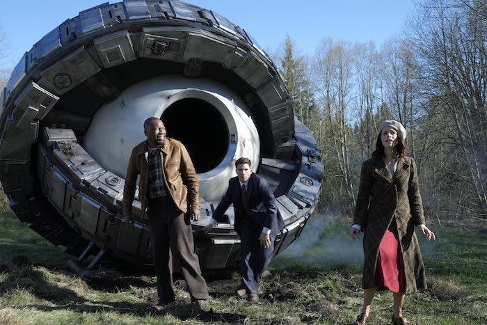 Timeles Season 2 gets April UK air date