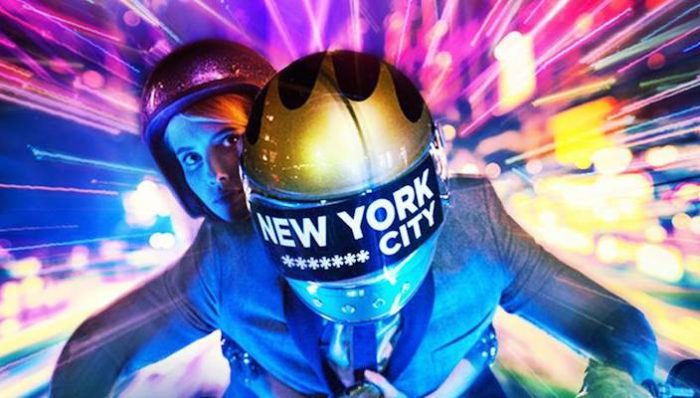 Netflix UK film review: Nerve