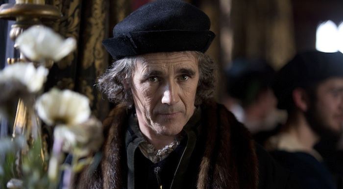 Programme Name: Wolf Hall - TX: n/a - Episode: Generics (No. 1) - Picture Shows:  Thomas Cromwell (MARK RYLANCE) - (C) Company Productions Ltd - Photographer: Giles Keyte