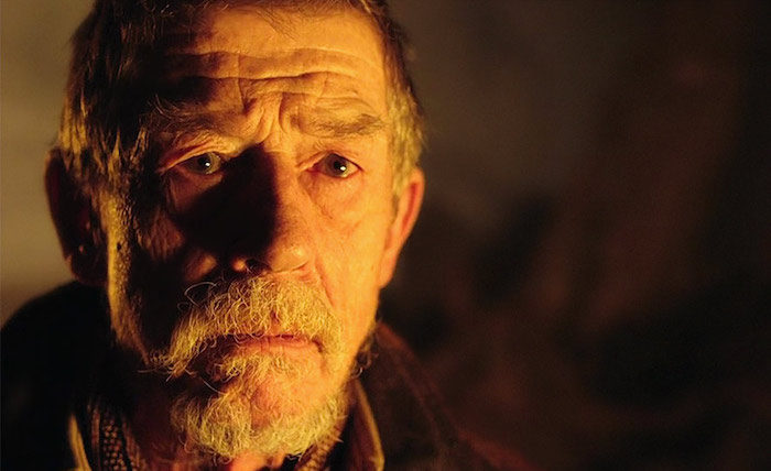 RIP John Hurt: A man with the face of a Time Lord and the voice of a dragon