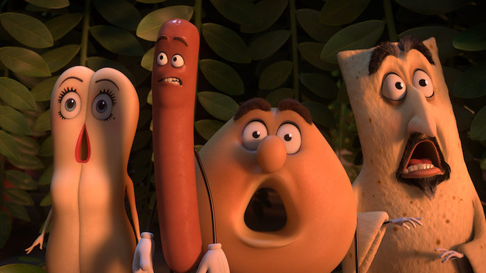 Netflix UK film review: Sausage Party