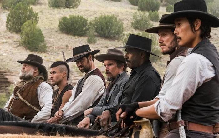 Netflix UK film review: The Magnificent Seven (2016)