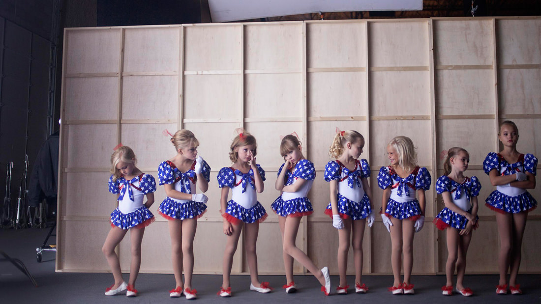 Netflix UK film review: Casting JonBenet