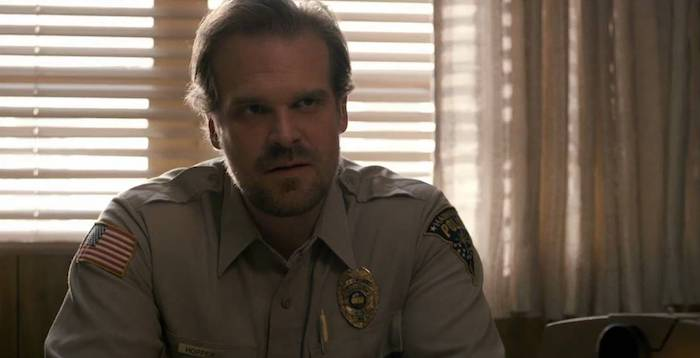 David Harbour and Winona Ryder were the real winners at the 2017 SAG Awards