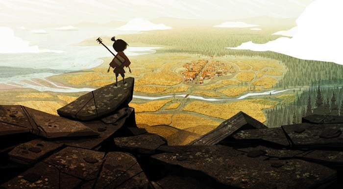Kubo and the Two Strings: The concept art behind the film