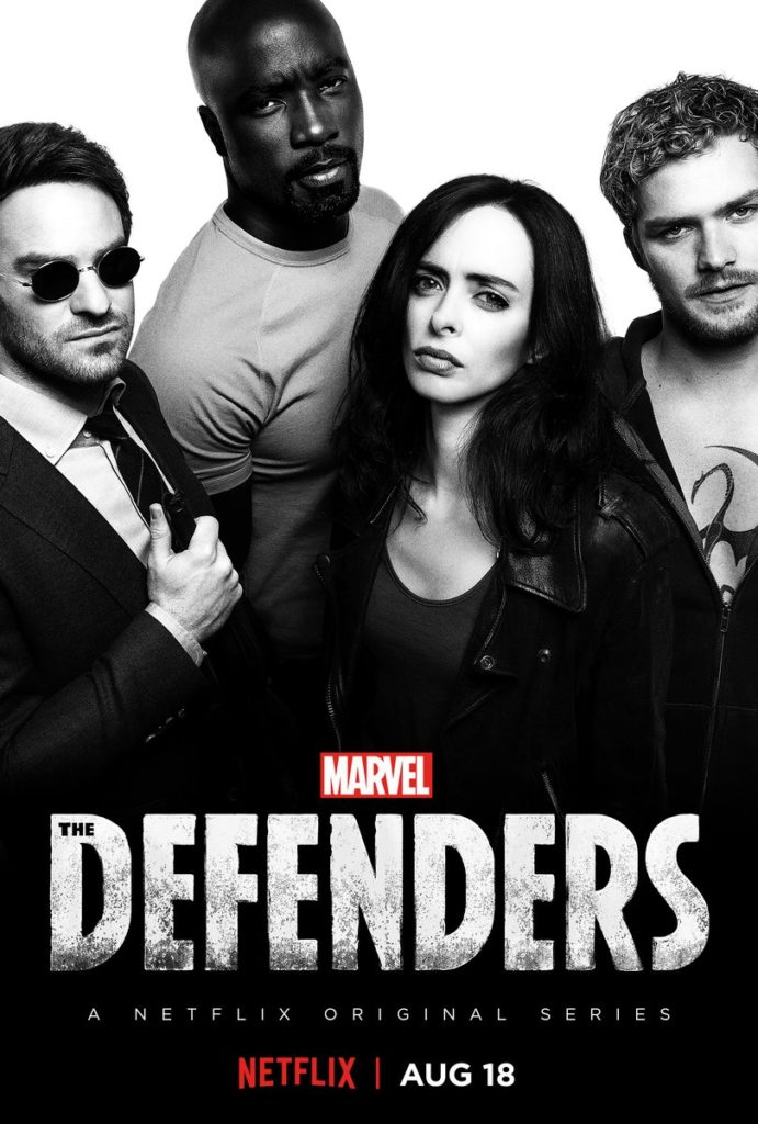 the defenders poster new