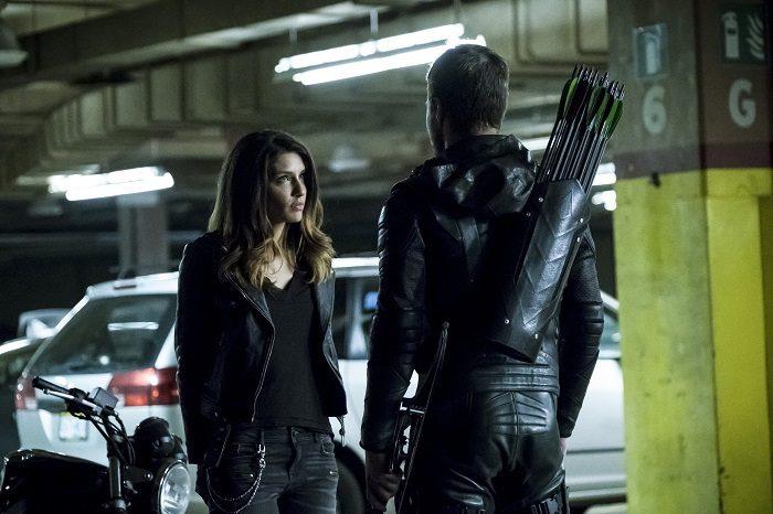 UK TV recap: Arrow Season 5, Episode 11 (Second Chances)
