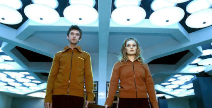 Legion.Dan Stevens as David and Rachel Keller as Syd