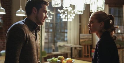 After Livewire (recurring guest star BRIT MORGAN) seemingly breaks out of prison, Supergirl is intent on recapturing her. She takes Mon-El with her when she sees Livewire attack the NCPD, but things go awry when he puts Supergirl before the citizens of National City. Meanwhile, James decides to come clean with Kara; and M'Gann has a psychic attack and collapses into a coma.