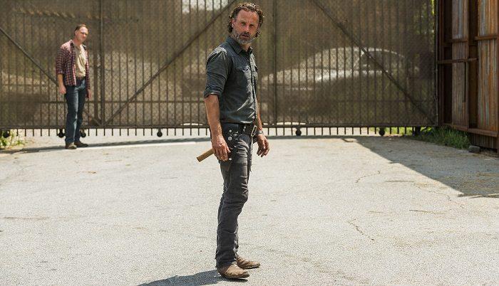 UK TV review: The Walking Dead Season 7, Episode 9 (Rock in the Road)