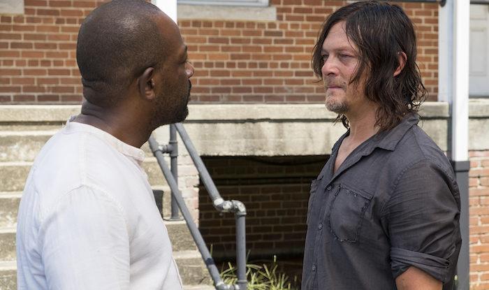 UK TV review: The Walking Dead Season 7, Episode 10 (New Best Friends)