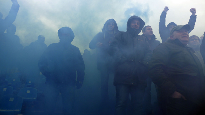 This World: Russia's Hooligan Army