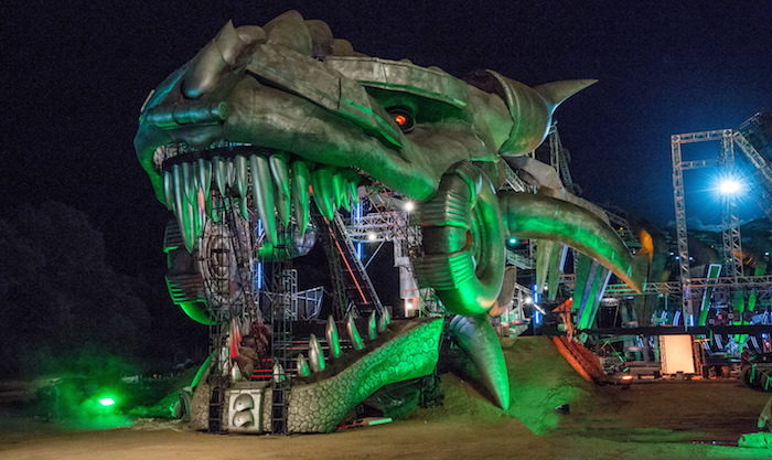 Netflix UK TV review: Ultimate Beastmaster