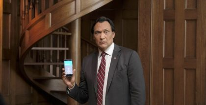 "24: LEGACY: Jimmy Smits in the ""3:00 PM-4:00 PM"" episode of 24: LEGACY on FOX. ©2017 Fox Broadcasting Co. Cr: Guy D'Alema/FOX"