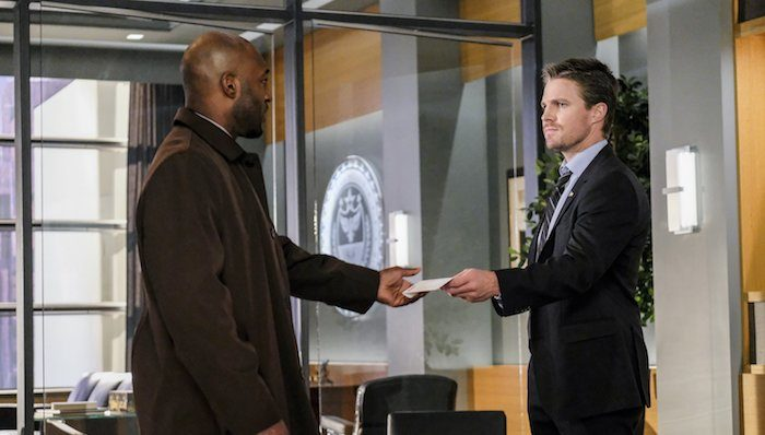 UK TV recap: Arrow, Season 5, Episode 14 (The Sin-Eater)