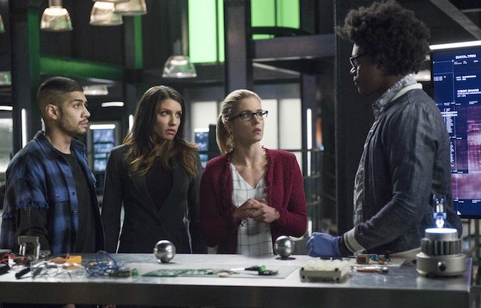 UK TV recap: Arrow, Season 5, Episode 15