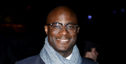 LONDON, ENGLAND - OCTOBER 06:  Director Barry Jenkins attends the 'Moonlight' Official Competition screening during the 60th BFI London Film Festival at Embankment Garden Cinema on October 6, 2016 in London, England.  (Photo by Jeff Spicer/Getty Images for BFI) *** Local Caption *** Barry Jenkins