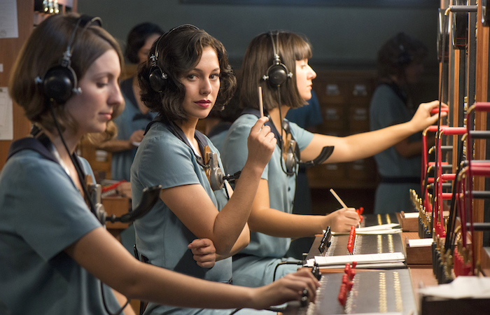 Netflix unwraps full trailer for Cable Girls Season 2
