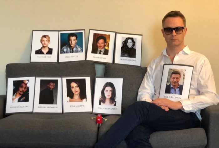 Billy Baldwin, Jena Malone, John Hawkes join Nicolas Winding Refn's Amazon series