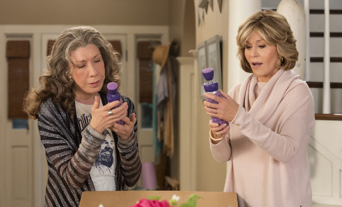 Netflix UK TV review: Grace and Frankie Season 3