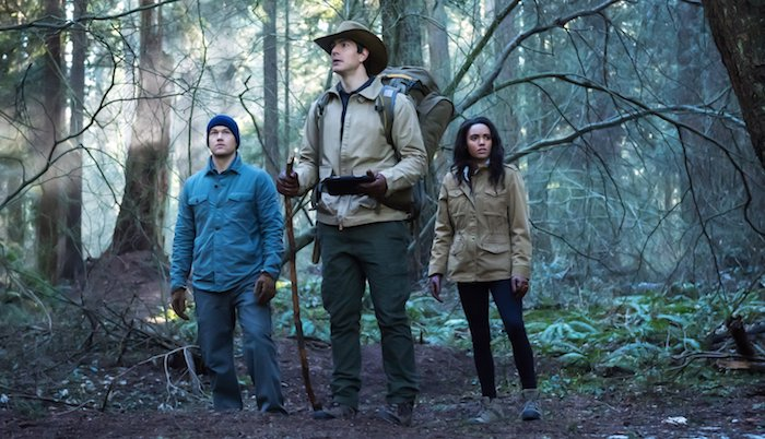 Dc's Legends of Tomorrow, Episode 13, Land of the lost, Sky 1, WB, Series 02