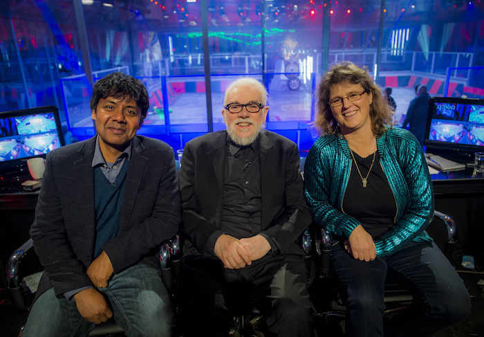 Robot Wars judges