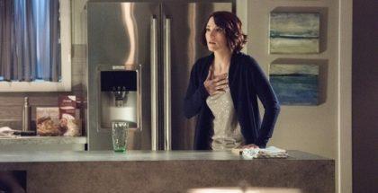 "Chyler Leigh as Alexander ""Alex"" Danvers.Supergirl 2, ep. 15 ""Exodus"""