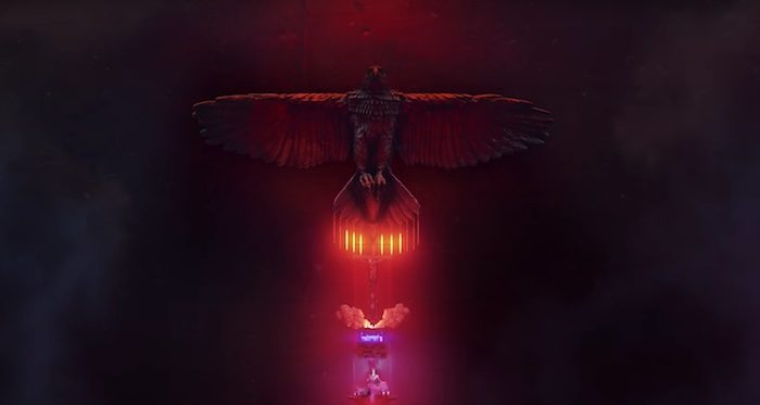American Gods' opening titles will melt your brain