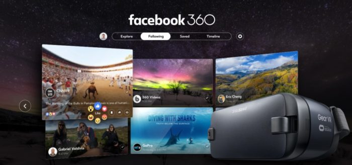 Facebook 360: Social network launches first dedicated VR app