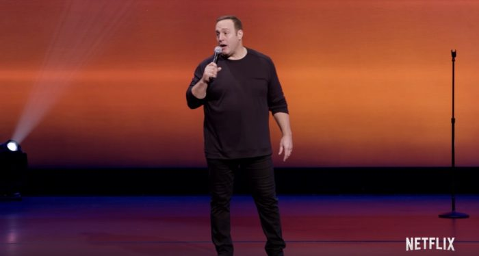 Trailer: Kevin James' Netflix stand-up special