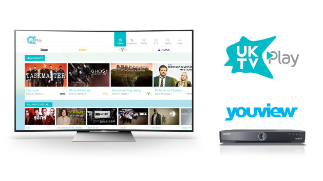 UKTV Play launches new YouView player