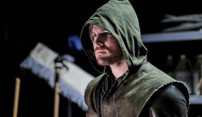 UK TV recap: Arrow Season 5, Episode 17 (Kapiushon)