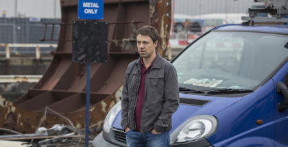 STRICT EMBARGO! IMAGE NOT TO BE USED UNTIL 21ST MARCH 2017.ITVBROADCHURCH SERIES 3Episode 5Pictured : ANDREW BUCHAN as Mark Latimer.This photograph is (C) ITV Plc and can only be reproduced for editorial purposes directly in connection with the programme or event mentioned above. Once made available by ITV plc Picture Desk, this photograph can be reproduced once only up until the transmission [TX] date and no reproduction fee will be charged. Any subsequent usage may incur a fee. This photograph must not be manipulated [excluding basic cropping] in a manner which alters the visual appearance of the person photographed deemed detrimental or inappropriate by ITV plc Picture Desk.  This photograph must not be syndicated to any other company, publication or website, or permanently archived, without the express written permission of ITV Plc Picture Desk. Full Terms and conditions are available on the website www.itvpictures.comFor further information please contact: Patrick.smith@itv.com 0207 1573044