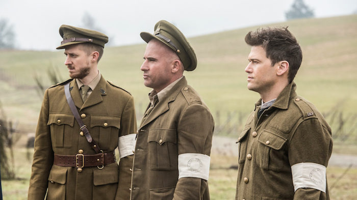 UK TV recap: Legends of Tomorrow, Season 2, Episode 17 (Aruba)