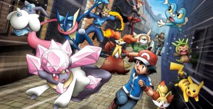 Pokémon the Movie- Diancie and the Cocoon of Destruction
