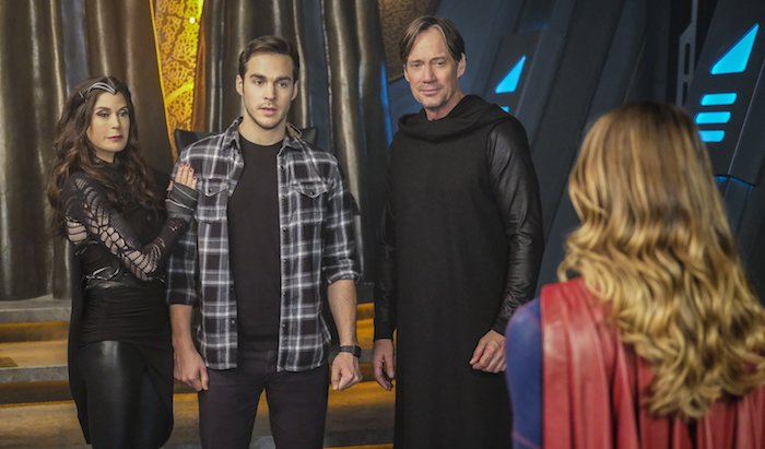 Supergirl, Episode 16, Star Crossed, Series 02, WB, Sky one