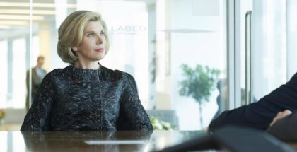 Pilot -- Episodic coverage of THE GOOD FIGHT. Pictured: Christine Baranski as Diane Lockhart. Photo: Jeff Neira/CBS ©2016 CBS Interactive, Inc. All Rights Reserved.