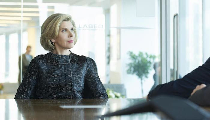 Catch up TV review: The Good Fight, Travel Man, Vera